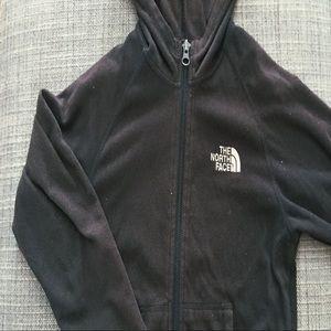 "2/20$ ""The North Face"" Boy full zip hoodie"